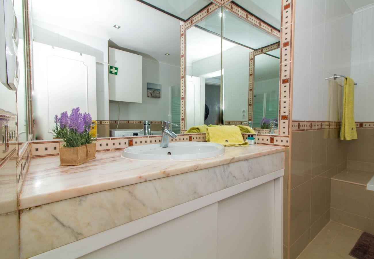 Apartamento em Albufeira - Aveiros Beach Apartment - D'alma Poncet