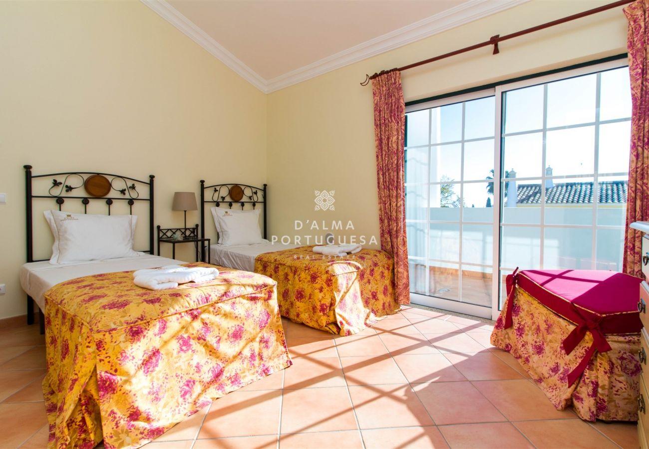 Casa geminada em Albufeira - São Rafael Beach Villa- D'Alma Rafaella