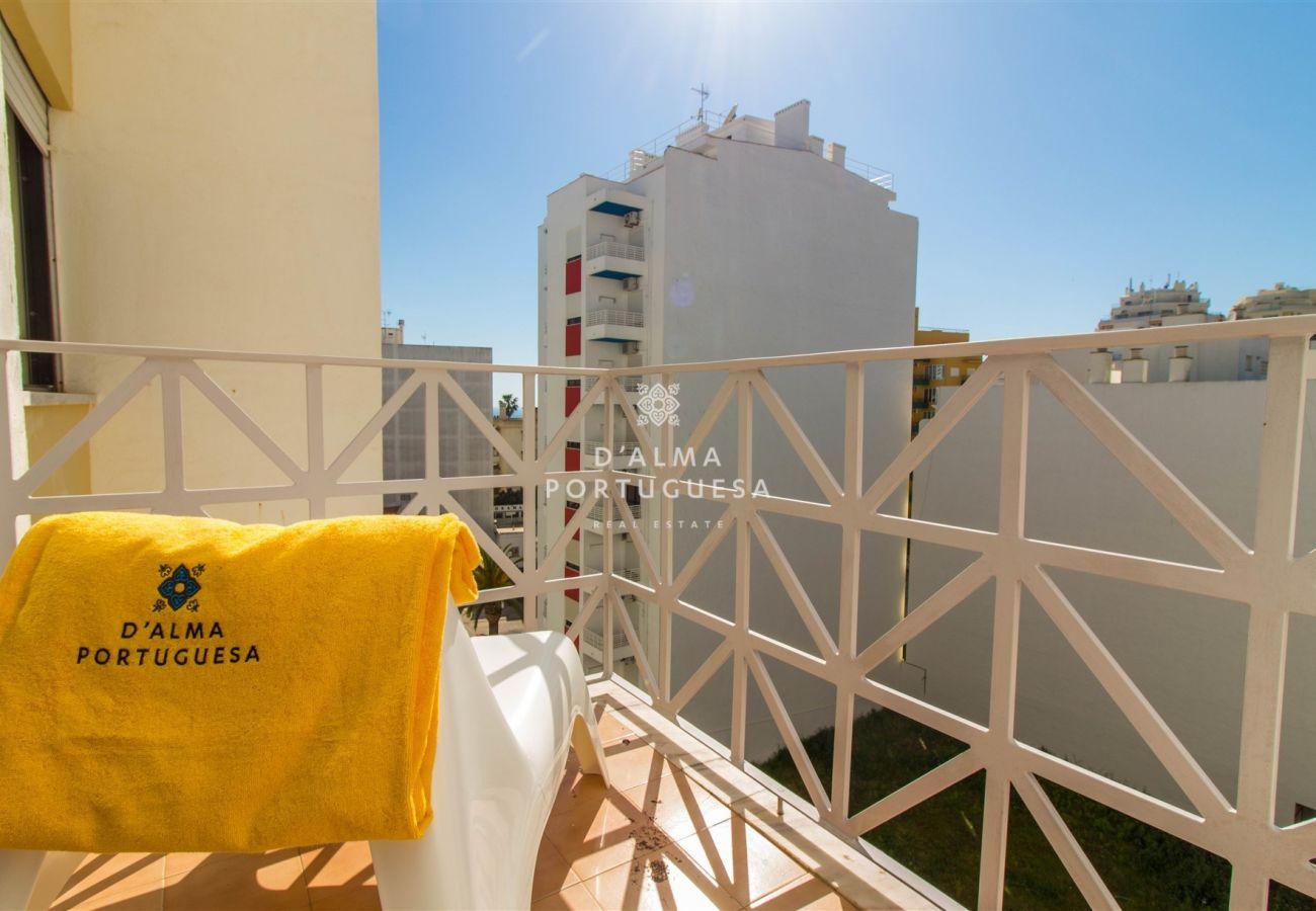 Apartamento em Armação de Pêra - Apartment Armação de Pêra- D'Alma Ouro
